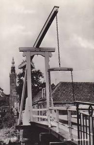 RP; Edam , Netherlands, 40s ; Kwakelbrug