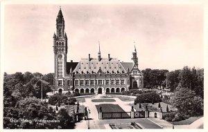 Vredespaleis Den Haag Holland Unused