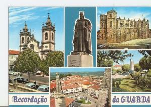 Postal 034707 : Recorda?o da Guarda (Portugal)