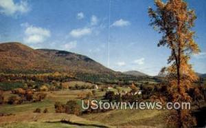 Mount Equinox, VT Post Card     ;     Mount Equinox, Vermont