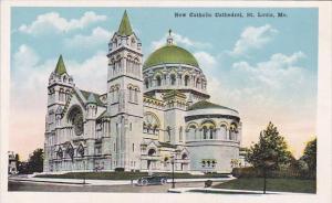 Missouri Saint Louis New Catholic Cathedral