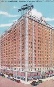 Michigan Detroit Hotel Detroiter