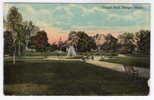 Bangor, Maine, Chapin Park