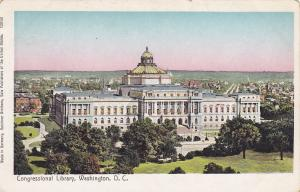 WASHINGTON D.C., 1901-07 ; Congressional Library
