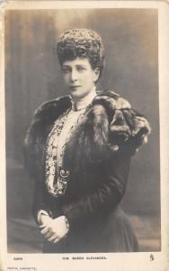 Great Britain & Ireland Queen Alexandra~Vintage Raphael TUCK RPPC-Postcard