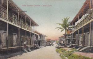 Panama Main Street Empire Canal Zone