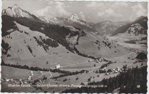 Vintage Postcard Austria Tirol Tannheimertal 1965