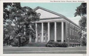 Kentucky Berea Fee Memorial Union Church