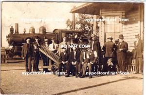 RPPC, Depot / Train Station, Wallington NY