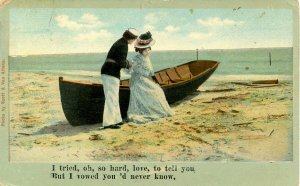 Romantic Couple - Illustrated Song Series 1825