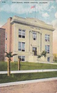 Colorado Grand Junction High School