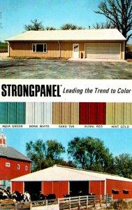 Advertising Strongpanel Aluminum Siding