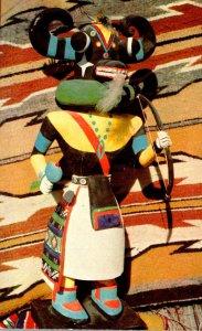 New Mexico Hopi Indian Katchina Doll