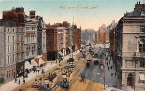 Dublin Ireland Westmoreland Street Dublin Westmoreland Street