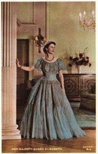 Her Majesty Queen Elizabeth Real Photo Postcard