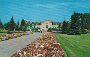 Canada Beautiful Botanical Garden Montreal Quebec