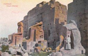 KARNAK, Egypt , 00-10s ; Temple d'Ammon
