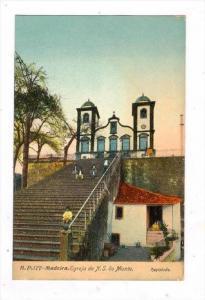 Madeira. Egreja de N.S. do Monte, Portugal , 00-10s