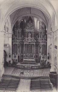 LA FLECHE, Interior of Chapel, Sarthe, France, 10-20s