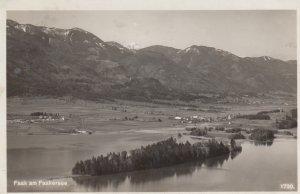 RP: Faak am Faakersee , Austria , 1931