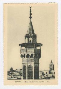 TUNIS.-Minaret Djemme Djedid, 1910-30s