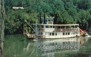 The Lorena Ferry Boats, Ship Unused