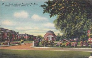 North Carolina Durharm East Campus Womens College Duke University  Albertype