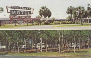 Westgate Motel and Campground,  Perry,  Florida,  40-60s