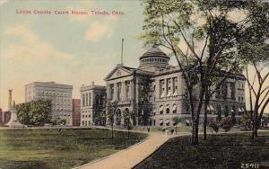 Ohio Toledo Lucas County Court House