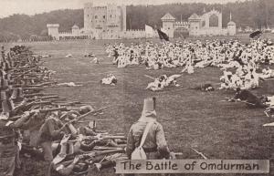 The Battle of Omdurman , 00-10s