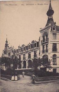Windsor Hotel, Dinard (Ille-et-Vilaine), France, 1900-1910s