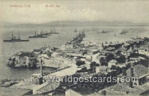 Gibralter Rosia Bay Rosia Bay