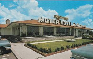 Classic Cars, The Flying Dutchman Motor Hotel, Restaurant, Bowmanville, Ontar...