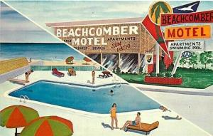 VA, Norfolk, Virginia, Beachcomber Motel, Henry McGrew No. 43018