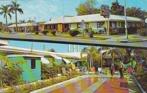 Florida Saint Petersburg  Doll House Motel 1971