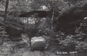 RP, WISCONSIN DELLS, Wisconsin, 1940-50s; Red Bird Gorge