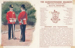 The Gloucestershire Regiment , UK , 00-10s