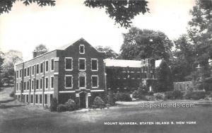 Mount Manresa Staten Island NY Unused
