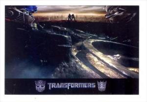 TRANSFOMERS,  Set 2   10  / 12, Modern