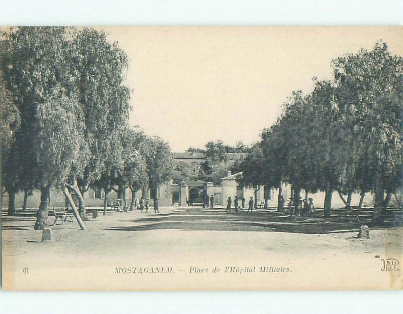 Divided-Back NICE VIEW Mostaganem - Mustyanem Algeria i4784