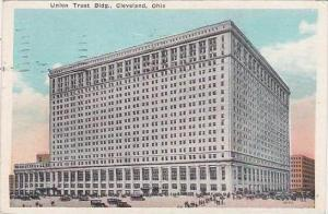 Ohio Cleveland Union Trust Bldg 1926