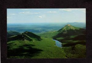 ME Middle Fowler Pond Baxter State Park Maine Postcard Carte Postale