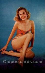 Bathing Beauty Old Vintage Antique Postcard Post Card