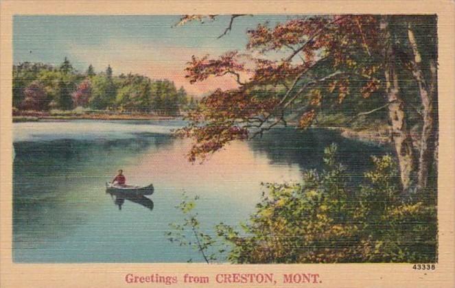 Howdy Greetings from Creston