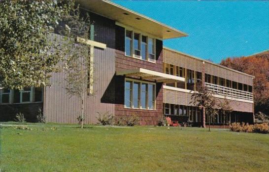 Canada Prairie Christian Training Centre Of United Church Of Canada Fort Qu'A...