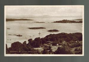 Mint Real Picture Postcard Ireland Cork Glengarriff bay Garnish Island RPPC
