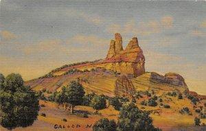 Navajo Church Rock near Gallup - Gllaup, New Mexico NM