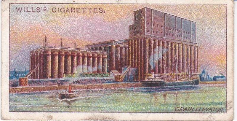Cigarette Card Wills's  Overseas Dominions (Canada) No 49