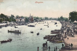 Kingston upon Thames , London , England , 1911