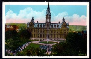 City Hall,Halifax,Nova Scotia,Canada